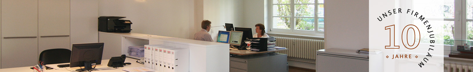 Lang GmbH Berlin - 10 Jahre Jubiläum