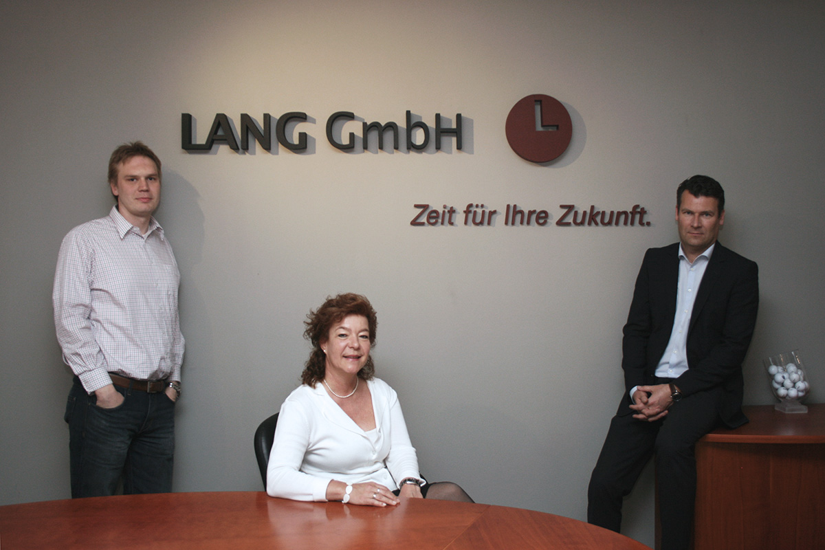 Lang GmbH | Team Büro Berlin
